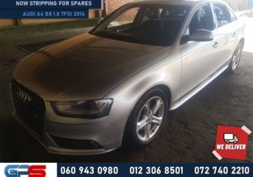Audi A4 B8 2014 1.8 TFSI Used Spares & Parts