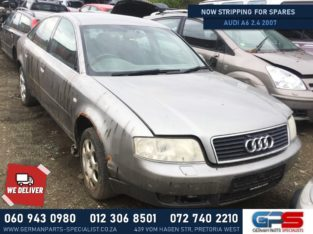 Audi A6 2.4 2007 Stripping for Used Spares & Parts