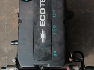 CHEV CRUZE 1.6 USED ( F16D4) ENGINE