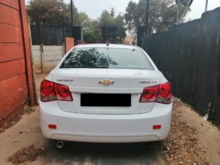 CHEV CRUZE 1.8 2011 USED SPARES FOR SALE