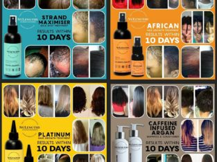 Natural Hair Growth Treatments
