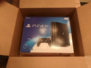 OFFER Brand New Sony Ps4 Nintendo Switch console