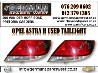 OPEL ASTRA H USED TAILLIGHT