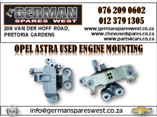 OPEL ASTRA USED ENGINE MOUNTING