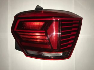 Volkswagen Polo 8 2017 New Tail Lights & Other Used Spares