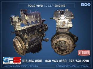 Volkswagen Polo Vivo 1.4 CLP Used Engine