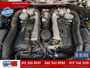 Volkswagen Touareg 5.0 V10 AYH Used Engine & Other Used Spares