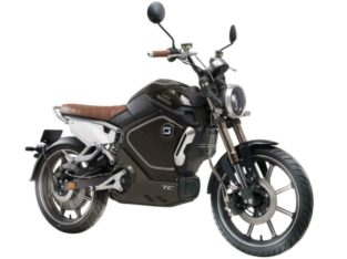 Super Soco TC Max 60mph+ Electric Motorbike/motorcycle/scooter