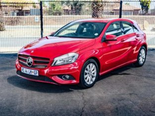 2014 A200 AUTO WITH 114000KM FOR SALE 0790475688