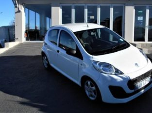 2014 peugeot 107 urban for sale