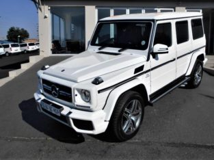 2016 MERC G-CLASS G63AMG WITH 69700KM FOR SALE