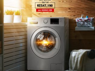 FRONT LOAD FULLY AUTOMATIC 7KG WASHER 1400RPM