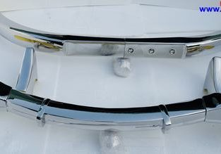 Mercedes-Benz 300 SL Roadster W 198 1957-1963 bumper full set