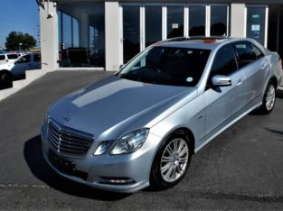 2011 E200CGI WITH 156000KM FOR SALE