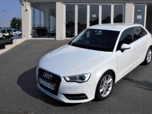 2016 A3 2.0TDI WITH 92000KM FOR SALE 0790475688