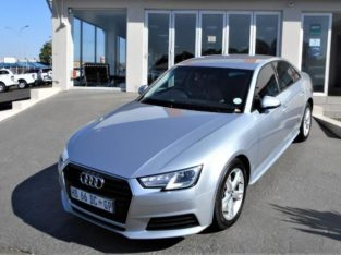 2017 A4 1.4TFSI WITH 86000KM FOR SALE 0790475688