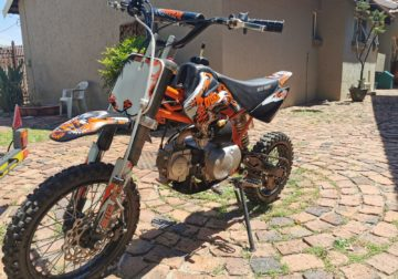 Big Boy Pit Bike Zooka for Sale