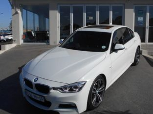 2017 320D M SPORT WITH 97000KM FOR SALE