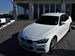 2016 320I M SPORT WITH 54000KM FOR SALE