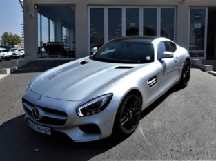 2018 MERC GT S AMG COUPE WITH 6500KM FOR SALE