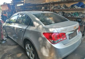 CHEV CRUZE 1.8 ( AUTO ) IS NOW STRIPING FOR SPARES