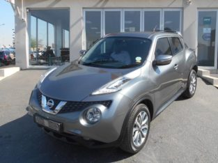 2015 JUKE 1.5DCI ACENTA+ WITH 95000KM FOR SALE 0790475688