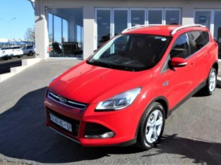 2016 KUGA 1.5 AMBIENTE WITH 100500KM AUTO FOR SALE 0790475688