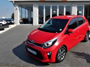 2019 PICANTO SMART AUTO WITH 17000KM FOR SALE 0790475688