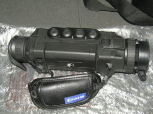 Pulsar Helion XQ38F Night Vision Thermal Imaging Scope