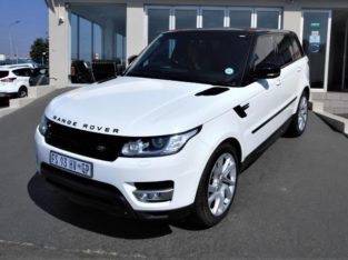 2014 RANGE ROVER SPORT HSE WITH 82000KM FOR SALE