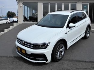 2018 TIGUAN 2.0TDI WITH 68000KM FOR SALE