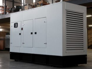 35% Discount On Your VOLVO 250KVA 3 PHASE Generator