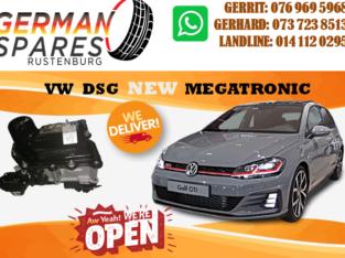 VW DSG NEW MEGATRONIC FOR SALE!!!