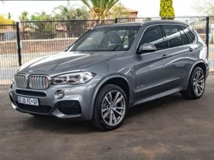 2015 X5 4.0D M SPORT WITH 107000KM FOR SALE