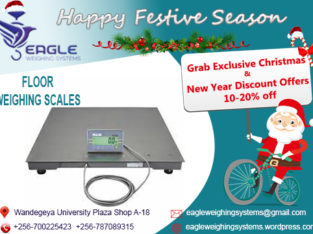 Portable Platform Digital Electric Weight Scales