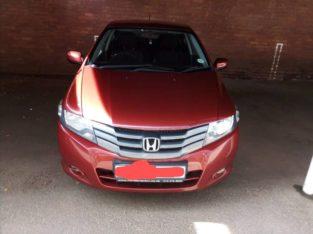 2011 Honda Ballade