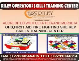 EARTH MOVING MACHINERY SKILLS TRAINING CENTER ACCREDITED