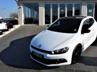 2014 SCIROCCO 2.0TSI FOR SALE