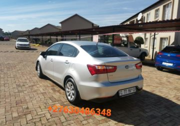 2017 Kia Rio 1.4L Manual transmission for Sale