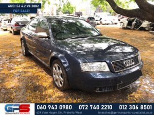 Audi S6 4.2 V8 2002 Auto Pre-Owned For Sale!