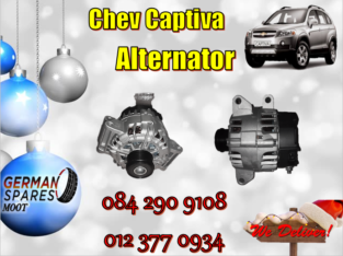 Chev Captiva New And Used Spares /for sale
