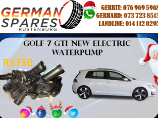 GOLF 7 GTI NEW ELECTRIC WATERPUMP FOR SALE!!!