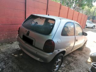 OPEL CORSA LITE NOW STRIPPING FOR SPARES At German Spares West,
