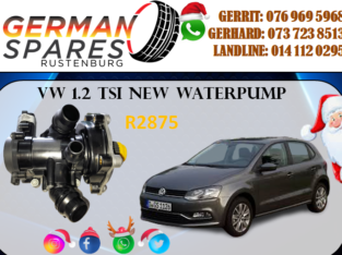 VW 1.2 TSI NEW WATERPUMP FOR SALE!!!