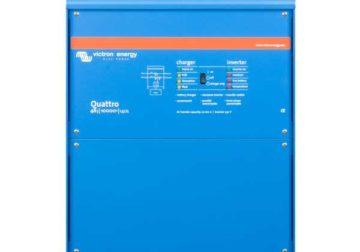 Victron Quattro 48V 15kVA-12KW Pure Sinewave Inverter/Charger