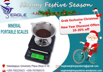 high-precision portable digital scale in Kampala
