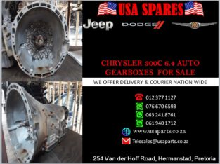 CHRYSLER/ 300C 6.4/ AUTOMATIC GEARBOX/ FOR SALE