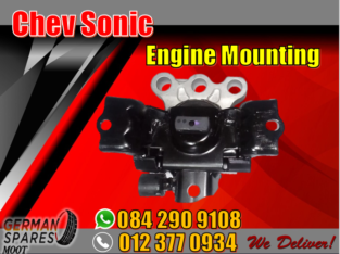 Chev Sonic new and used parts/for sale
