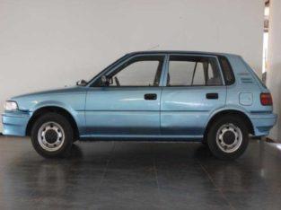 Toyota tazz 2006 model