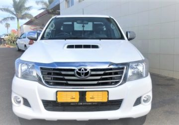 2013 Toyota Hilux 3.0D-4D Xtra Cab 4×4 Raider ASK ABOUT THIS PROD